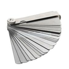 32 Blade Feeler Gauge Imperial Metric Stainless Steel Combination Feeler