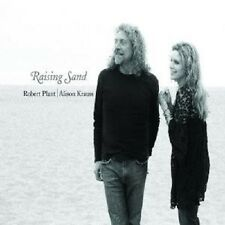 "ROBERT PLANT/ALISON KRAUSS ""RAISING SAND"" CD NEUWARE"