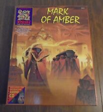 AD&D Mark of Amber Box Set Mystara Audio CD Adventure 1995 TSR 100% Complete
