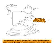 HONDA OEM 06-07 Accord Taillight Tail Light Lamp Rear-Led Unit Left 33552SDNA11