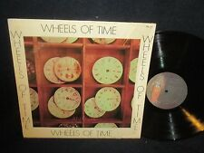 "Ananta ""Wheels of Time"" LP in SHRINK"