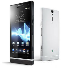New Unlocked Sony XPERIA S LT26i 32GB Android Smartphone Wifi NFC White