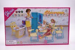 Gloria Classroom Play Set (9816)  For Doll Furniture