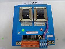 Mattke MLR 240/40 Convertitore di frequenza con Fogli s. u