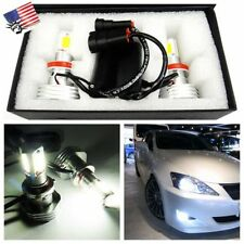 2x Fog Driving Light FOR LINCOLN H11 H8 COB LED High Power Xenon White 120W