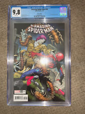 Amazing Spiderman Volume 5 #54 CGC 9.8 Mark Bagley variant