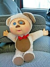 """CPK Cabbage Patch Kids 11"""" Doll Dressed In Puppy Dog Costume And Makeup 2015"""