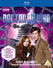 Doctor Who - Series 5, Volume 4 [Blu-ray] [Region Free] [DVD][Region 2]