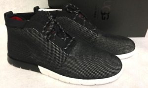 UGG Australia Freamon Hyperweave Black Chukka Boot Men's sizes 7-13 NEW!!!