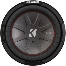 "2 Kicker 43Cwr102 Car Audio 10"" Compr Subwoofer Cwr102 Pair Promotional Price"