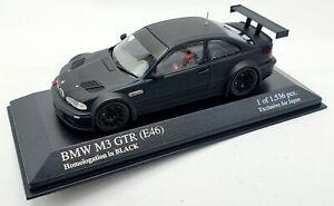 EBOND Modellino BMW M3 GTR (E46) - Die cast - 1:43 - 0107.