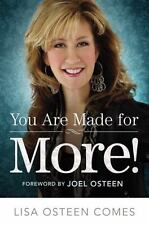 You Are Made for More!: How to Become All You Were Created to Be - LikeNew - Ost