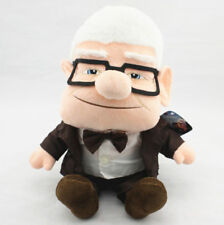 Pixar Movie UP Carl Fredricksen Grandpa Carl Russell Doll Soft Plush Toy 11 inch
