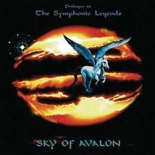 Uli Jon Roth: Sky Of Avalon – Prologue To The Symphonic Legends CD (2005) MINT