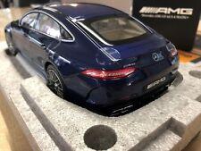 Mercedes Benz, AMG, GT 63 S, 4MATIC, 1:18 Modell, brillantblau, Norev