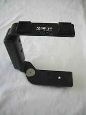 """BRAND NEW"" Mamiya Strobe Bracket for Dual Strobes for Canon, Nikon, Sony, Fuji"