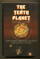 THE TENTH PLANET by Edmund Cooper - 1973 1st Edition in DJ - F/F- Review Copy