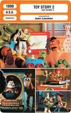 FICHE CINEMA : TOY STORY 2 - John Lasseter 1999