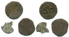 Italien-Neapel+Spanien, Lot v. 3 Münzen