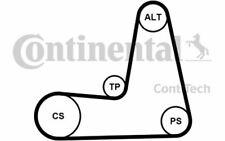CONTITECH Drive Belt Set for RENAULT MEGANE 5PK1110K1 - Discount Car Parts