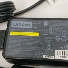 Genuine Lenovo AC 20V 65w Slim Charger / Adapter SA10J20148 PA-1650-72
