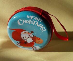 Geschenkverpackung Weihnachten Geschenkdöschen Geld Schmuck u.v.m. (05)