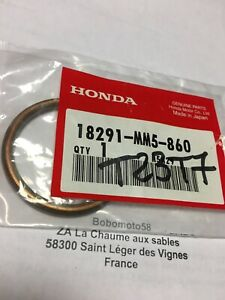 Pot d/'échappement collecteur de joint 26x33x4 pour Honda sgx sky 50