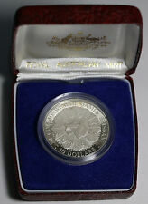 Australia 1982 Commonwealth Games $10 Silver Gem Proof Coin