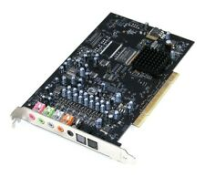 Dell SB0770 Creative Labs Sound Blaster X-Fi Xtreme 7.1 Channel PCI Sound Card
