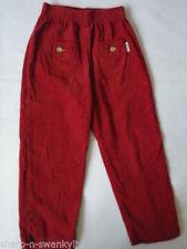 Pantalons en velours côtelé pour fille de 2 à 16 ans