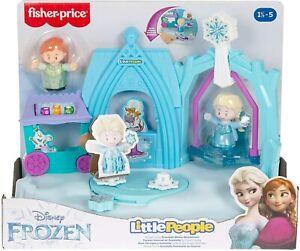 Disney Frozen Arendelle Winter Wonderland by Little People