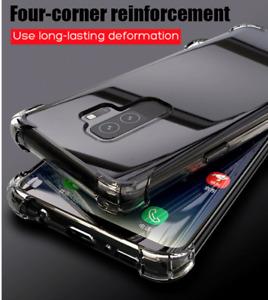for Samsung Galaxy S9 , Luxury Ultra Shockproof Gel Silicone Bumper Case