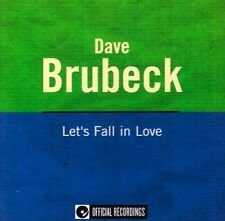Dave Brubeck - Let's Fall In Love ( CD - Compilation )