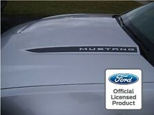 2010-2012 Ford Mustang Hood Spear Cowl Stripe graphic decal sticker package SSA