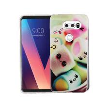 Mobile Cover Case iPhone 5 6 7 8 Galaxy s8 s7 s6 Silicone TPU Bumper Cover