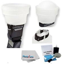 Gary Fong lightsphere Collapsible Flash Diffuser For Nikon SB 910 SB-700 SB400