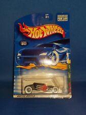 2001 Hot Wheels #057  Track T - Rat Rod Series