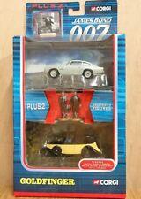 CORGI TY95902 James Bond Aston Martin DB5 & Rolls Royce 2 piece Model Gift Set