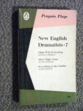 Penguin Play PL47 New English Dramatists 7 Arnold Wesker David Rudkin G. Cooper