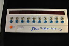 TMax Manager - sunbed control system
