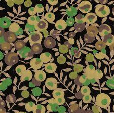Last One LIBERTY OF LONDON Wiltshire Dark Green XL FQ Fabric TANA LAWN Classic