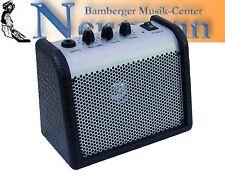 DIMAVERY MA-80 Mini-Verstärker 6 W Guitar Amp Gitarren Verstärker Schwarz