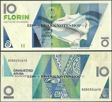 Aruba,P16c,10 Florin,2012,Uncirculated - Ebanknoteshop
