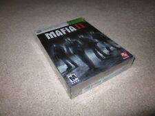 Mafia 2 II Collector Edition + SteelBook (Xbox 360/One/X) special limited NEW