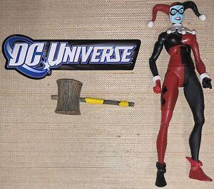 DC Universe Classics Grodd BAF Build A Figure Wave 2 Harley Quinn Blue Variant