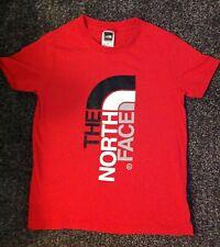Boys north face t-shirt 4-6