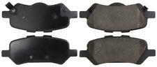 Ceramic Disc Brake Pad Set-C-TEK Ceramic Brake Pads Rear Centric 103.14300