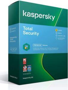 Kaspersky Total Security 2020   5 Geräte   1 Jahr   Multi-Device