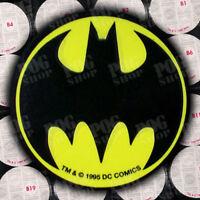 POGS 1995 Full Set of 64 Waddingtons BATMAN DC COMICS - Mint - VISIT POG SHOP