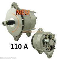 Lichtmaschine 110A für CASE IH International 0120468028 605576460 91448C2 6CTA..